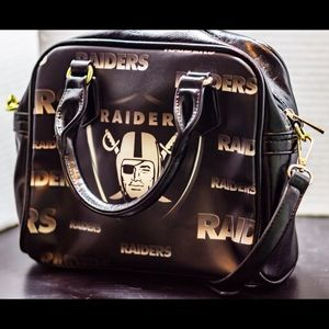 Raiders Handbag